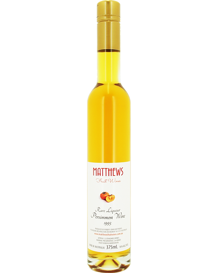 rare liqueur PERSIMMON - very limited
