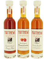 3x100mL Stonefruit Lovers Samplers Matthews Fruit Wines