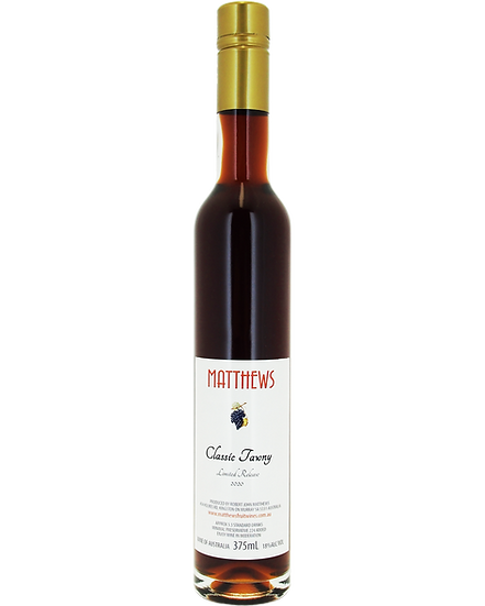 CLASSIC TAWNY 375mL (Limited Release 2020)