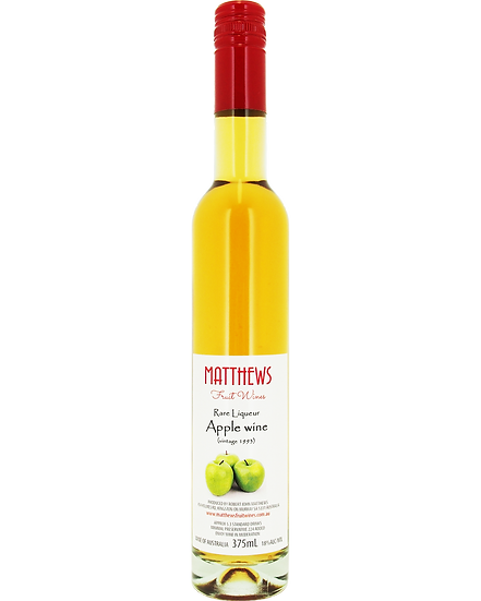 rare liqueur APPLE 375ml