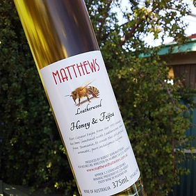 Leatherwood Honey & Feijoa wine
