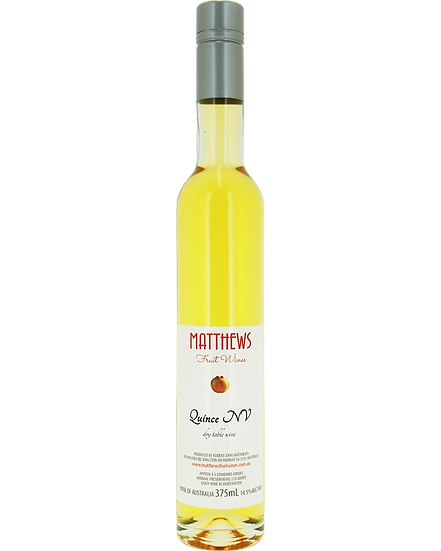 QUINCE NV dry table wine 375ml