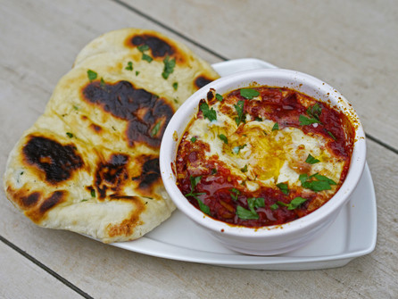 Recipe Idea: Moroccan-Inspired Shakshuka