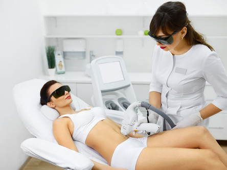 How the Soprano Laser Hair Removal Has Improved the Texture of My Legs