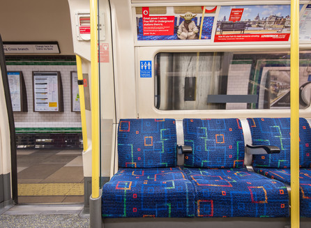 Review of The 'Supperclub Tube' Dining Experience. No Oyster Card Needed