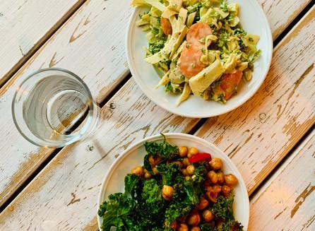 Quick, Easy & Tasty Vegetarian Recipes
