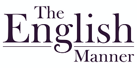 The English Manner