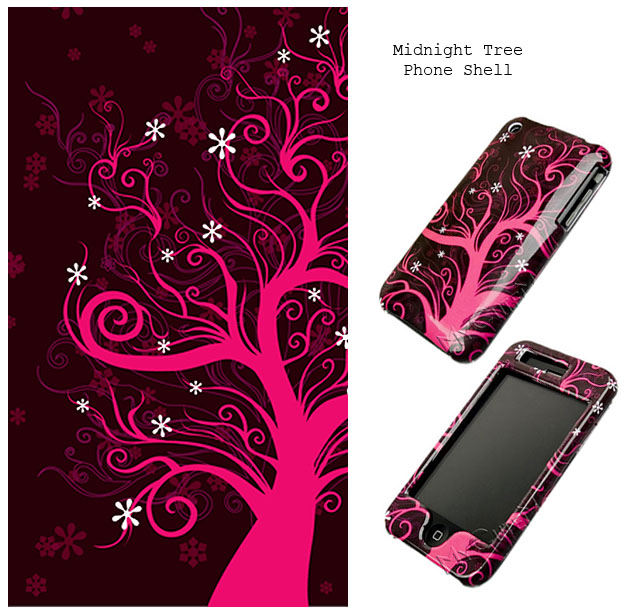 Midnight Tree Cover Design