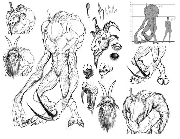 BaalSketches