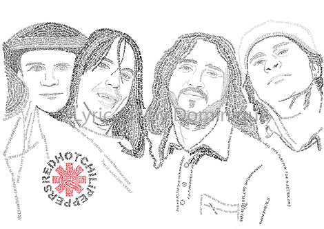 Red Hot Chili Peppers (Version 2)