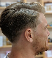 Mens haircut, barber, beard trim