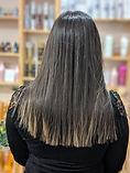 brazilian blow dry, hair straightening