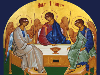 Consider the Trinity