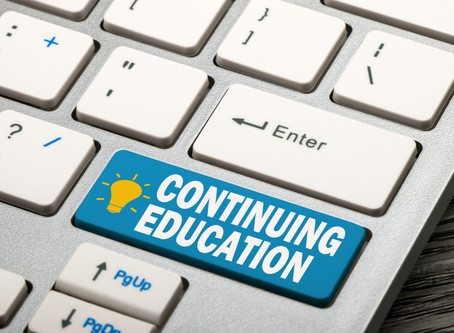 The One Thing Missing From Most Continuing Ed Courses
