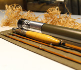 Two Piece, Two Tip Bamboo Fly Rod
