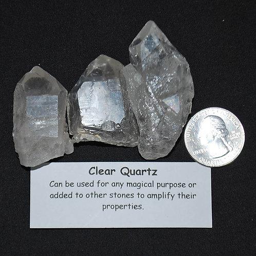 Quartz - Point - Large