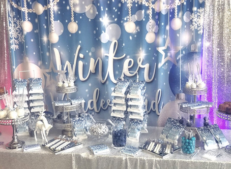 Winter Wonderland Theme
