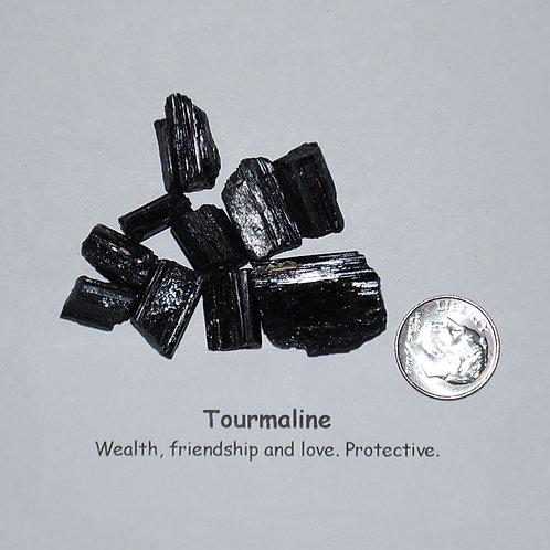 Tourmaline - Crystals