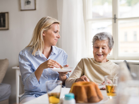 Tennessee's Senior Adults Need Good Nutrition