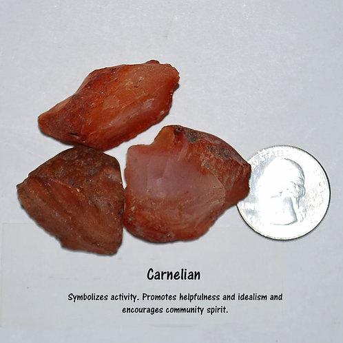 Carnelian Rough