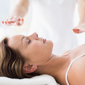 Experience the Healing Energy of Reiki