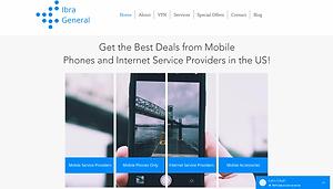 PIMM Website Portfolio - Mobile Phones