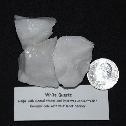 Quartz - White Rough