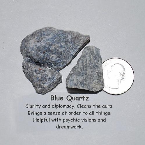Quartz - Blue Rough
