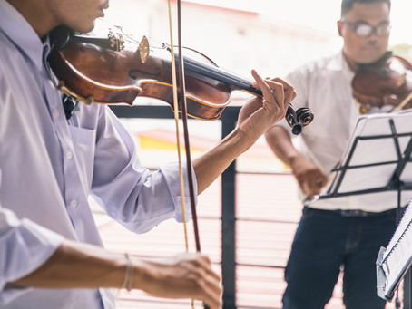 Classical Music Is Good For Body and Soul