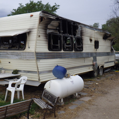 Grandfather Dies in Camper Explosion, But Why? Who is to blame?