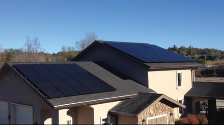 Solar Installation El Dorado Hills, Ca