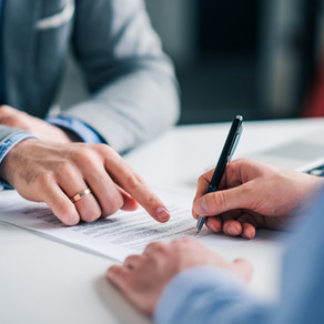 Get It in Writing: Contracts Protect Everybody
