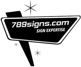 789 Signs Logo