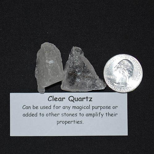 Quartz - Clear Rough