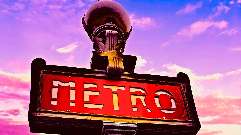 Metro Colored