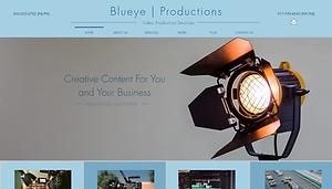 PIMM Portfolio Website - Blueye