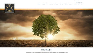 PIMM Portfolio Website - Faith Community Church