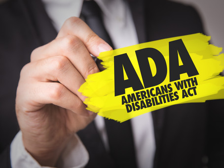 The ADA: What You Need to Know to Protect your Business