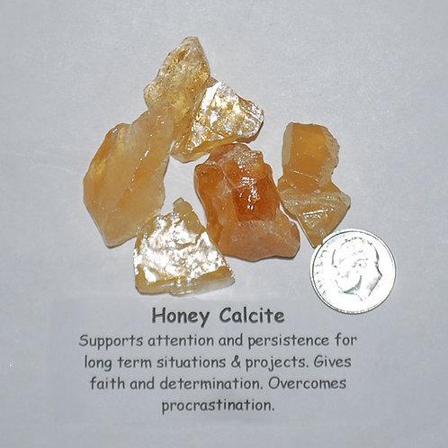 Calcite - Honey Rough