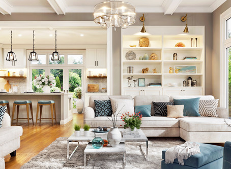 Staging Helps Sell Your Home!