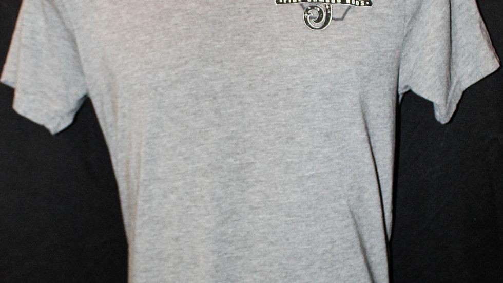 Organic Bamboo Fabric Logo T-Shirt