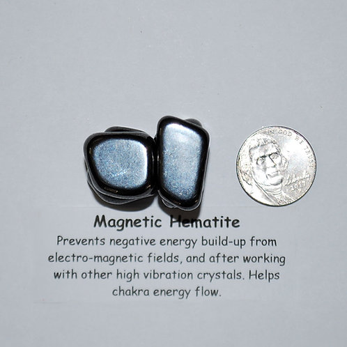 Hematite - Magnetic
