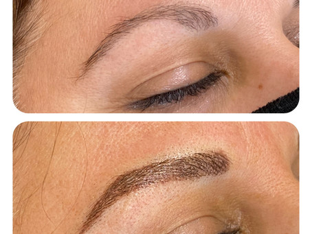 Microblading: For Perfect Eyebrows…All the Time