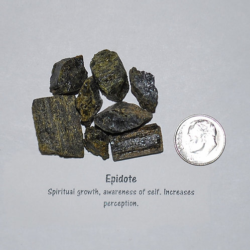 Epidote Rough