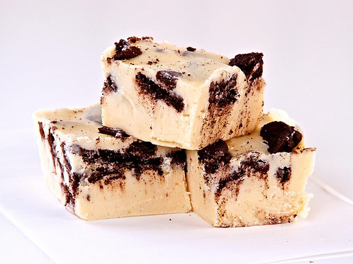 Cookies and Cream Fudge  (1 Pound)