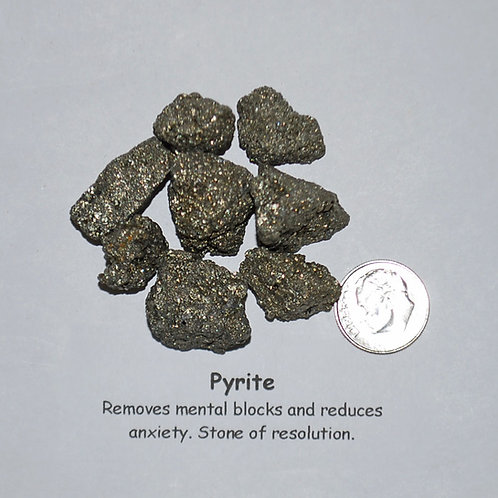 Pyrite Rough