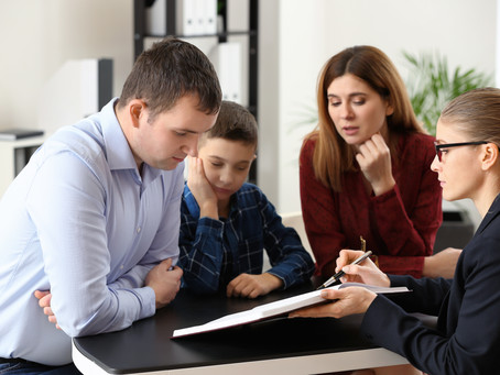 When Family Matters Need Legal Action