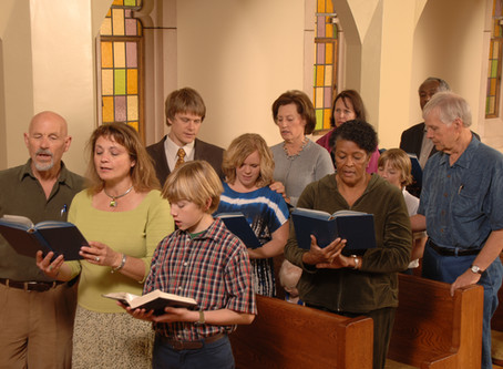 Popular Hymns of Worship