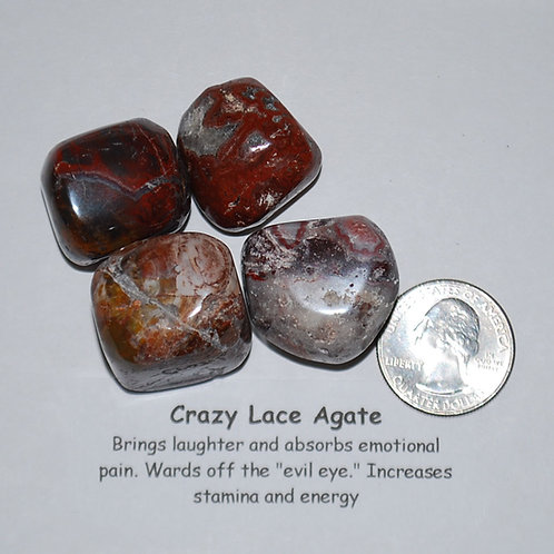 Agate - Crazy Lace