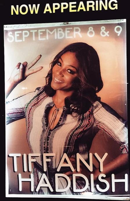 Tiffany Haddish Suitcaise Drive